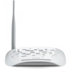 Маршрутизатор, TP-LINK TD-W8151N 150M Wireless ADSL2+ Router